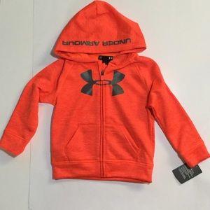 NWT Under Armour jacket , boys sz 3T